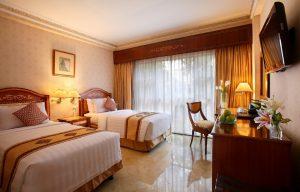 Deluxe Rooms Ambhara Harga Terjangkau